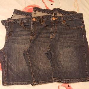 GAP Denim Bermuda Shorts